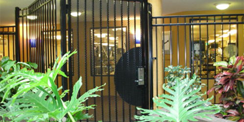 Commercial Wooden and Chain Link Fences in Seattle, WA